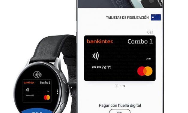 NP: Bankinter se incorpora al servicio de pago móvil Samsung Pay