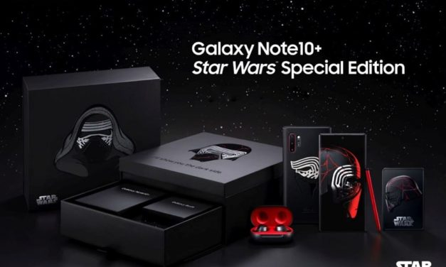 NP: Galaxy Note10+ Star Wars Special Edition