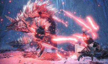 NP: Disponible la segunda actualización gratuita de Monster Hunter World: Iceborne
