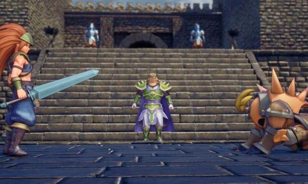 NP: Nuevo tráiler de la historia de Trials of Mana