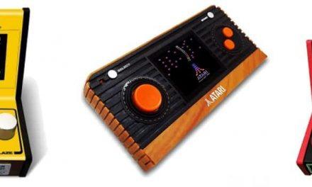 NP: Blaze Entertainment lanza una elegante consola portátil y dos atractivas máquinas arcade