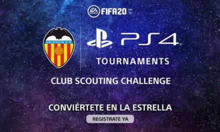 NP: Valencia C.F busca a su próximo jugador profesional de EA SPORTS FIFA 20 con  el Club Scouting Challenge de TorneosPS4