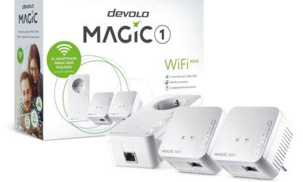 NP: devolo Magic 1 WiFi mini: adaptador pequeño, WiFi potente