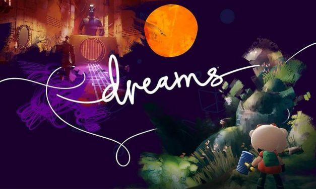 NP: Dwayne Johnson 'La Roca' juega a un nivel de Jumanji: El siguiente nivel, creado en Dreams