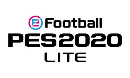 NP: Konami anuncia el lanzamiento de eFootball PES 2020 LITE, el modo gratuito ya disponible