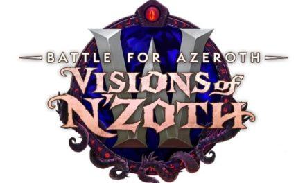 NP: ¡Visiones de N'Zoth llega a WoW el 15 de enero!