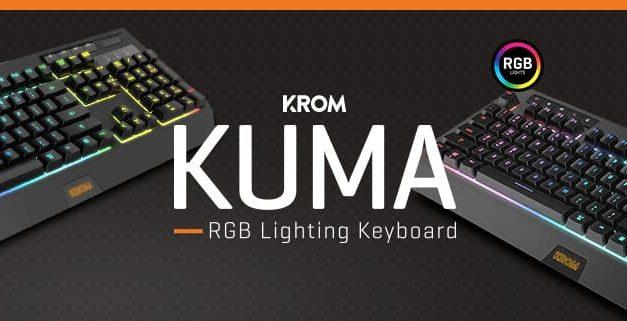 NP: Krom Kuma: un diseño híbrido que ofrece precisión, confort y altas prestaciones