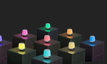 NP: Clock Speaker 3 Light de Energy Sistem, para despertar con luz ambiental y tu música favorita