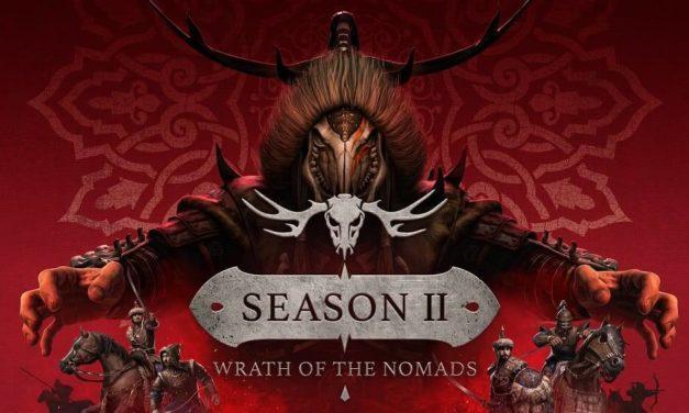 NP: Wrath of the Nomads llega con la Temporada 2 de Conqueror's Blade