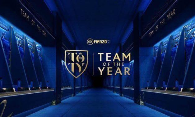 NP: EA SPORTS FIFA 20 anuncia los jugadores nominados para formar parte del Equipo del Año