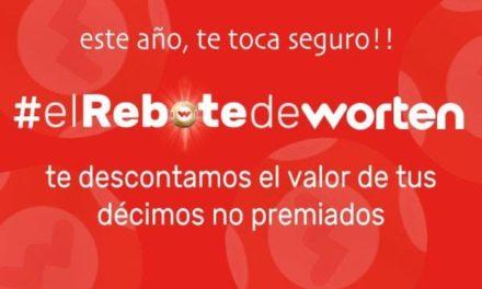 NP: Worten da una segunda oportunidad a los décimos no premiados con #elRebotedeWorten