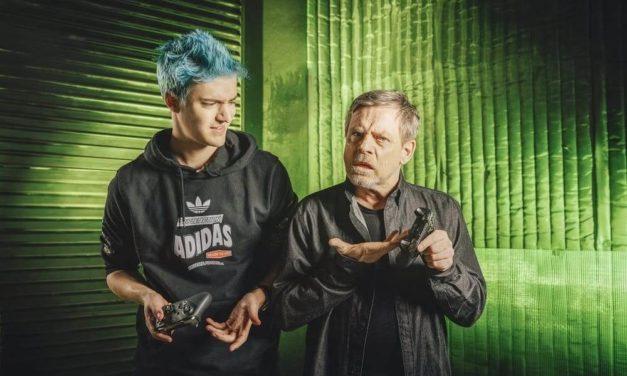 NP: Mark Hamill y Ninja juegan juntos a Fortnite en el nuevo episodio de Xbox Sessions