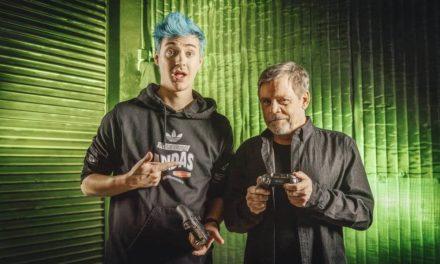 NP: El maestro jedi Mark Hamill y el streamer Ninja se unen para jugar juntos a Fortnite