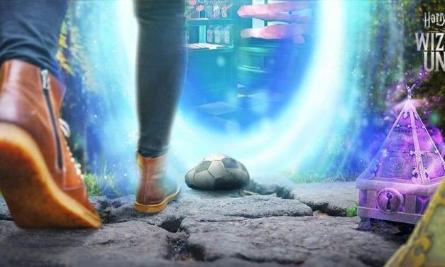 NP: Sincroaventura llegará esta semana a Harry Potter: Wizards Unite