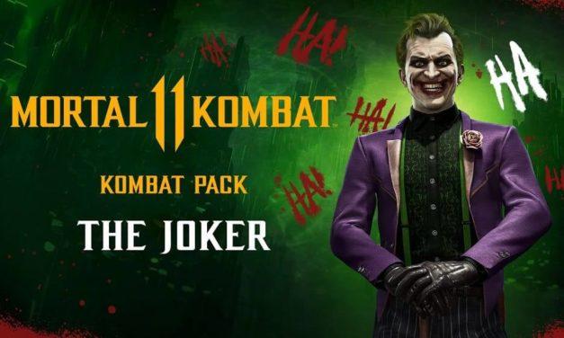 NP: Nuevo tráiler de Mortal Kombat 11 con el Joker