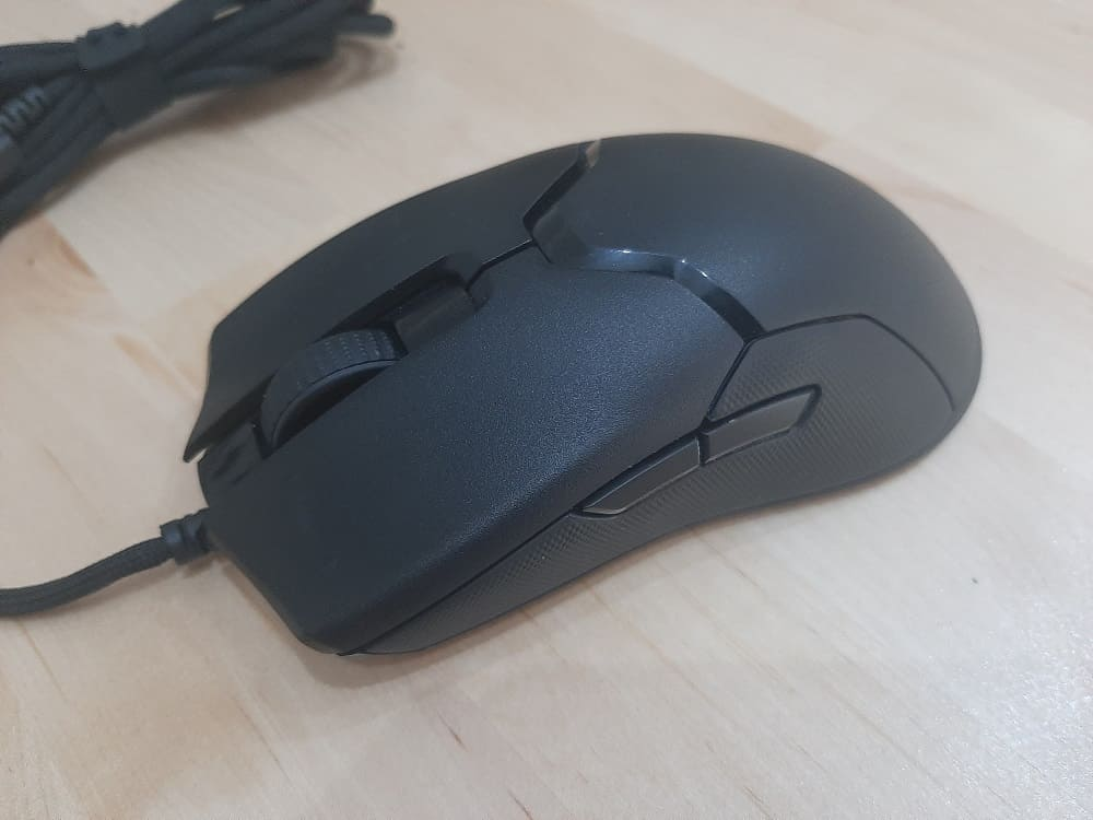 Review Ratón Razer Viper