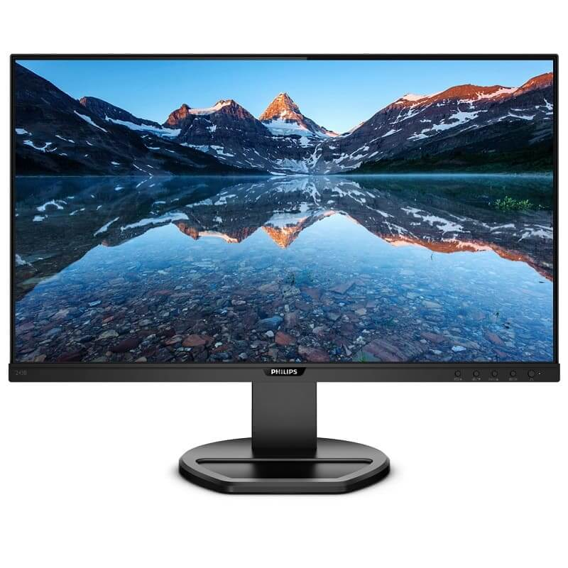 NP: Simplicidad y rendimiento para profesionales con conciencia ecológica: MMD presenta el monitor Philips 243B9