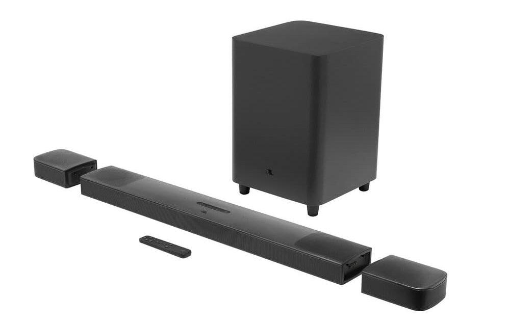 NP: JBL presenta JBL Bar 9.1, su primera barra de sonido con Dolby Atmos