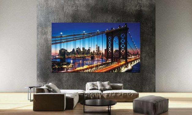 NP: Samsung Electronics presenta nuevos televisores MicroLED, QLED 8K y Lifestyle antes del comienzo de la feria CES 2020