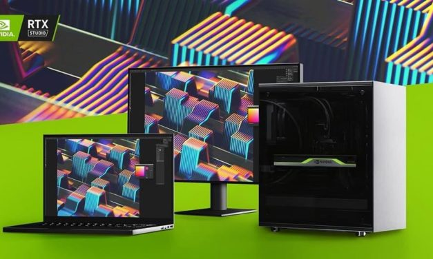 NP: CES 2020: NVIDIA presenta nuevos Sistemas Studio RTX y una oferta para Adobe Creative Cloud