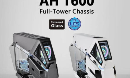 NP: Thermaltake AH T600 Full Tower Chassis