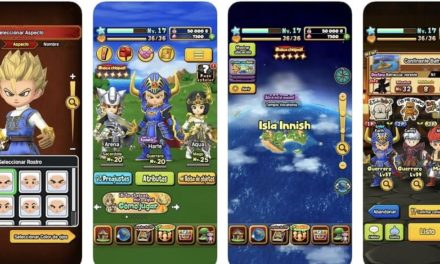 NP: Dragon Quest of the Stars disponible el 25 de febrero para iOS y Android