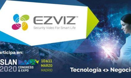 NP: EZVIZ participará en el congreso Aslan 2020