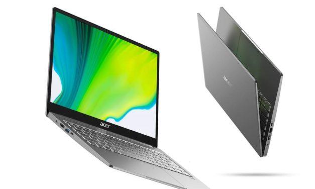 NP: Acer presenta dos nuevos portátiles Ultraslim de su serie Swift