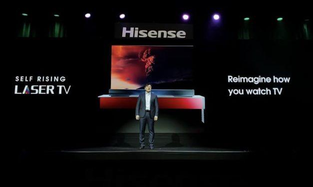 NP: Hisense presenta en CES 2020 su nueva gama de Laser TV para liderar la última tecnología cinematográfica en hogares de todo el mundo