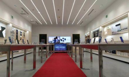 NP: Huawei inaugura con gran éxito su nueva Tienda Huawei en el centro comercial La Gavia de Madrid