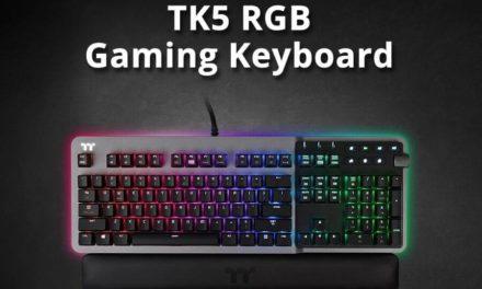 NP: Optimizado para la velocidad, el 'Teclado gaming TK5 RGB', 'TM5 RGB' y los 'ratones gaming inalámbricos TM5 RGB'