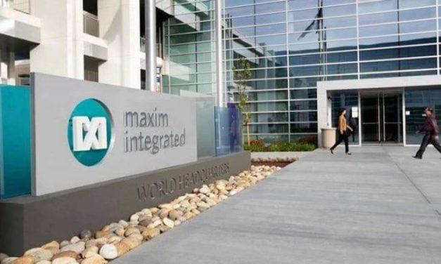 NP: RS Components anuncia un acuerdo con Maxim Integrated que proporcionará a sus clientes acceso a un gran catálogo