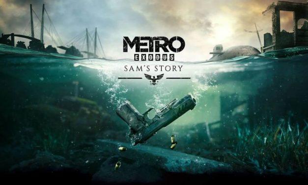 NP: La historia de Sam llega a Metro Exodus – Tráiler de lanzamiento
