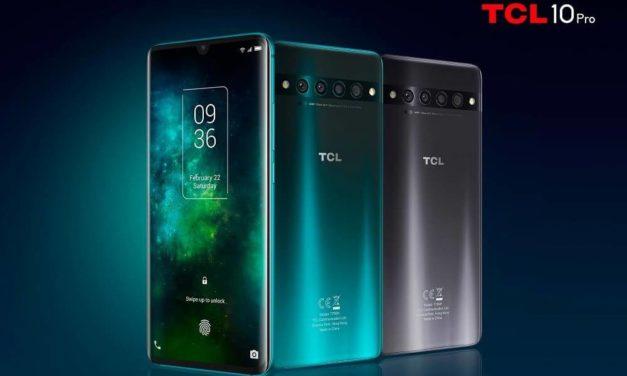NP: TCL Communication presenta, durante el CES 2020, el primer teléfono 5G de la compañía, dentro de la nueva línea de smartphones de TCL