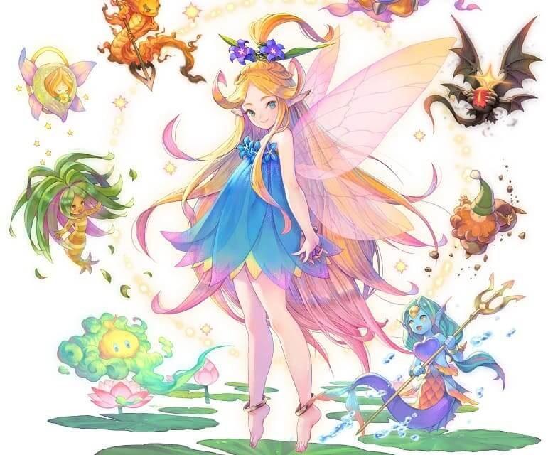 NP: Charlotte y Kevin personajes protagonistas del nuevo tráiler de Trials of Mana