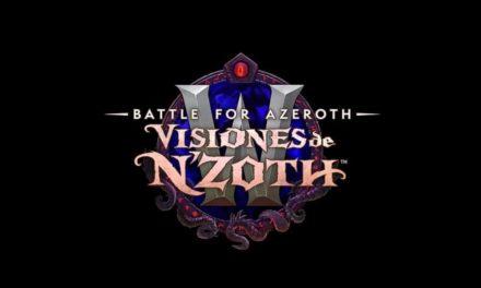 NP: Ya está disponible Visiones de N'Zoth en World of Warcraft!