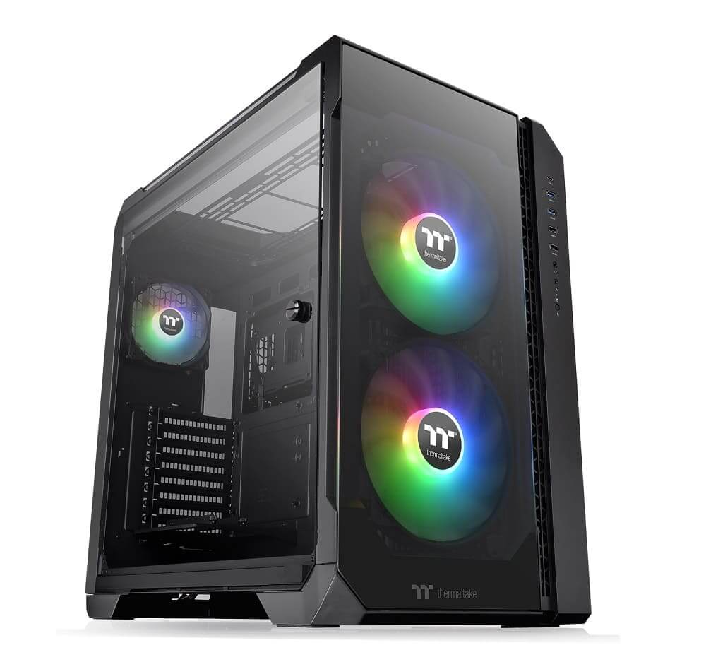 NP: Thermaltake View 51 Tempered Glass ARGB Edition Full-Tower Chassis