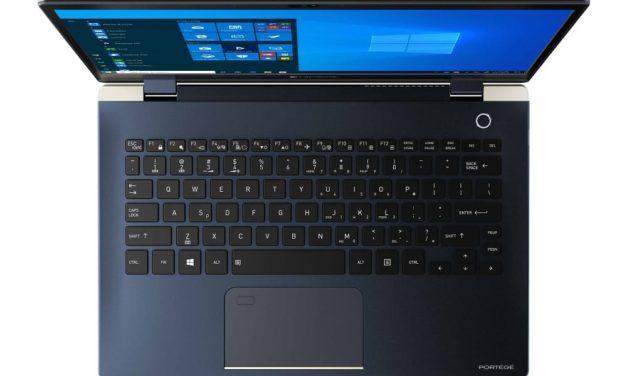 """NP: Dynabook lanza un portátil de 13"""" de solo 870 gramos de peso"""