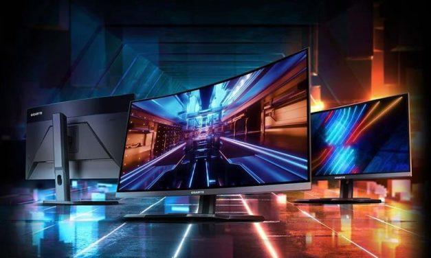 NP: GIGABYTE presenta una nueva línea de monitores de juegos en CES 2020