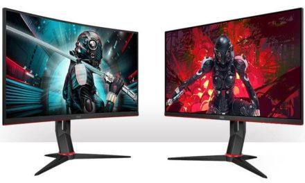 """NP: AOC lanza dos nuevas pantallas QHD de 27"""" (68.6 cm) con magníficas especificaciones"""