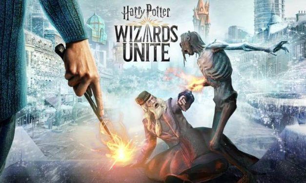 NP: Honra el legado de Dumbledore en Harry Potter: Wizards Unite durante el mes de enero