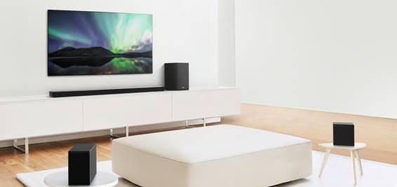 NP: LG muestra su nueva gama de barras de sonido inteligentes en CES 2020: Inmersión, realismo y superioridad