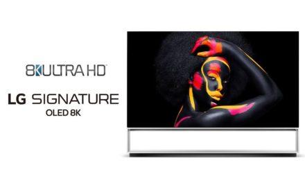 NP: LG inaugura la era del 8K ULTRA HD