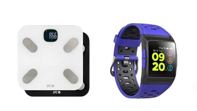 NP: Smartwatches, básculas inteligentes o auriculares True Wireless: cumple tu propósito 2020 y ponte en forma con SPC