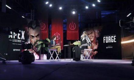 NP: Forge debuta en la arena de Apex Legends con la llegada de la Temporada 4: Asimilación, disponible a partir del 4 de febrero