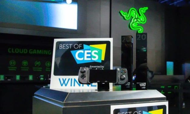 NP: Razer gana dos premios Best of CES