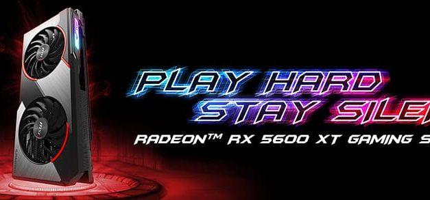 NP: MSI presenta las nuevas tarjetas gráficas GAMING y MECH RADEON RX 5600 XT