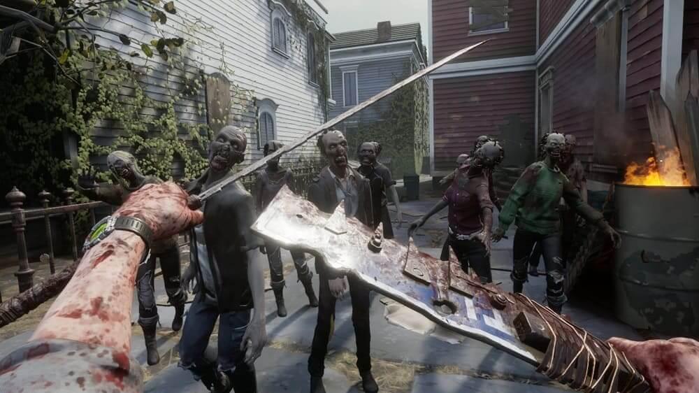 NP: Skydance Interactive y Skybound Entertainment lanzan Walking Dead: Saints & Sinners