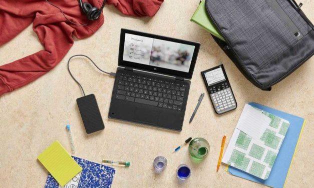 NP: HP incorpora nuevas experiencias digitales para el aprendizaje y la enseñanza en sus nuevos Chromebooks