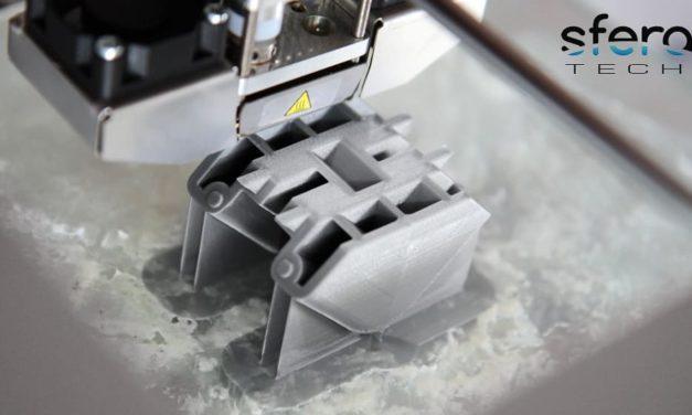 NP: Beneficios del servicio de impresión 3D profesional que ofrecen en SferaTECH